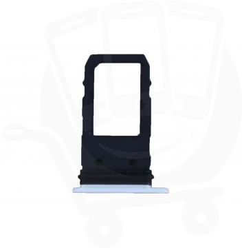 Genuine Google Pixel 2 White Sim & Memory Card Tray - 71H05701-03M