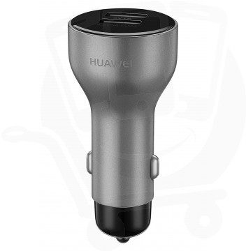 Official Huawei AP38 Black SuperCharge Car Charger with Type C Cable