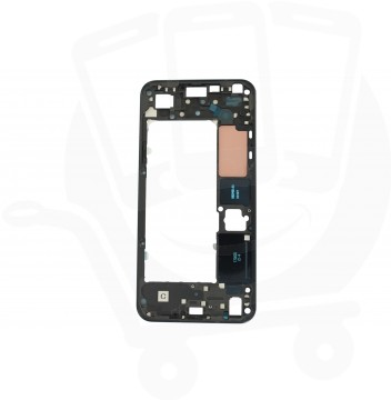 Genuine LG Q6 M700N Astro Black Front Cover - ACQ89691301