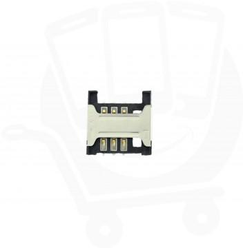 Genuine Alcatel One Touch S'Pop 4030, V875 Sim Card Reader - ARD0060098C1