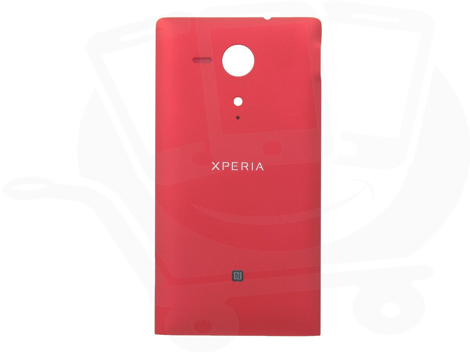 Xperia sp red