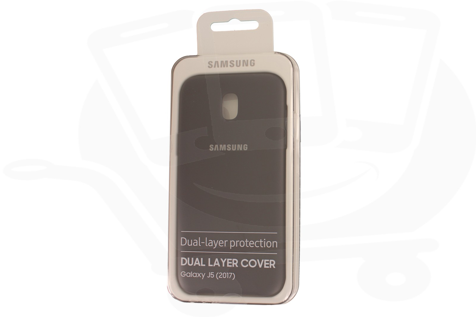custodia originale samsung galaxy j5 2017 dual layer