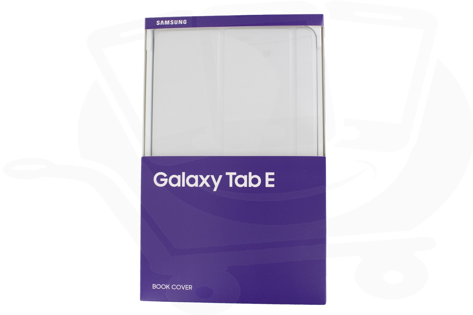 Book Cover Tab S3 ~ Official samsung galaxy tab e 9.6 sm t560 sm t561 white book cover
