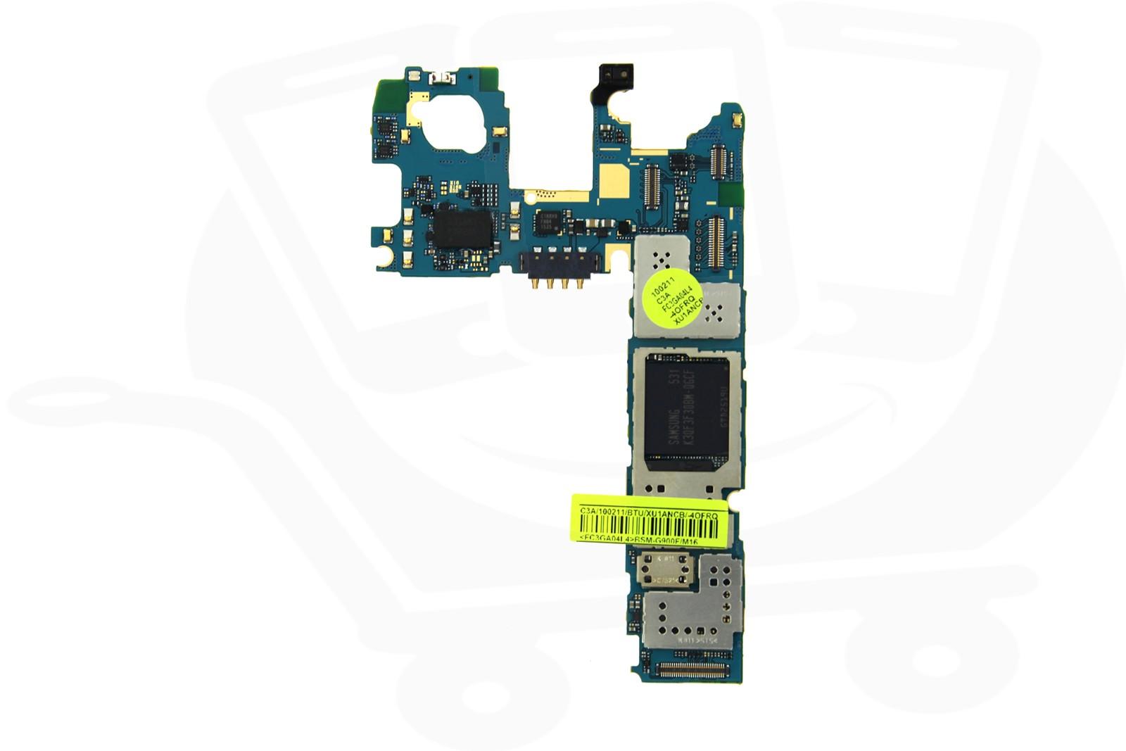 Genuine Samsung Galaxy S5 SM-G900 Main Board / Motherboard - GH82-08237A