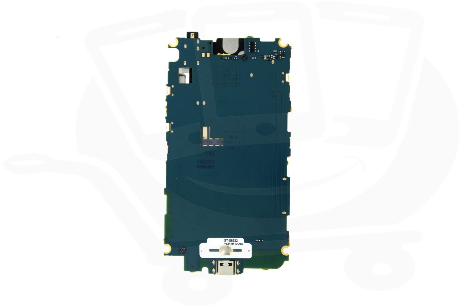 Genuine Samsung Star 3 S5222 Motherboard - GH82-06311A