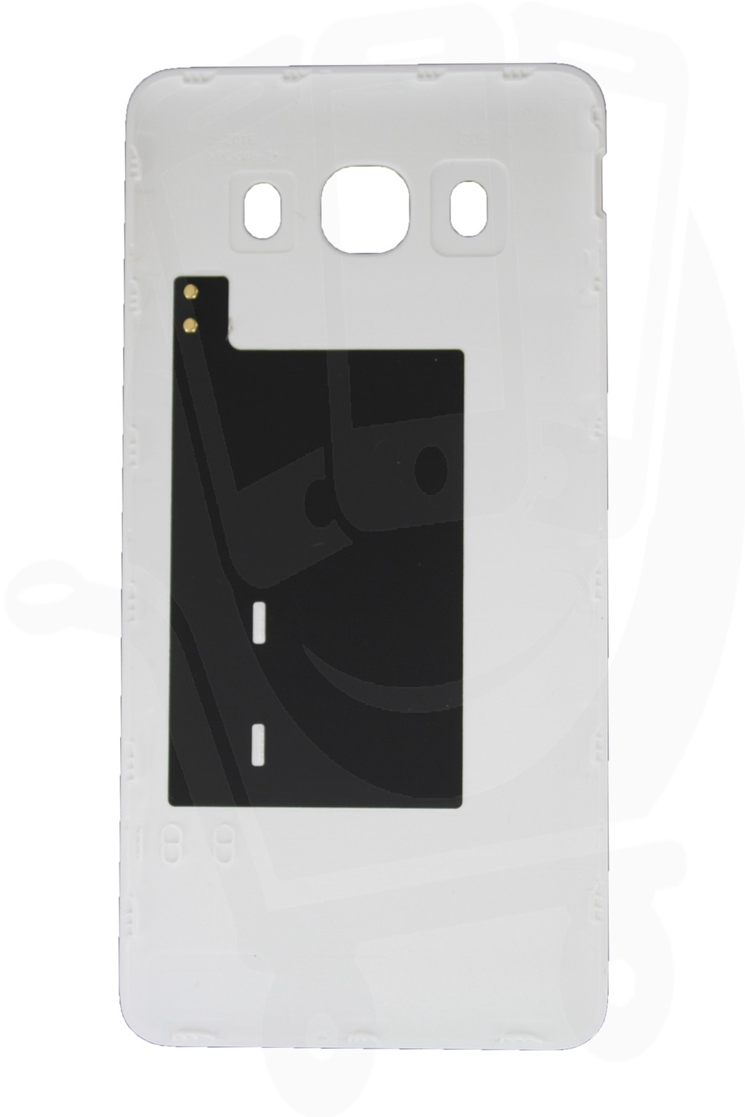genuine samsung galaxy j5 2016 sm j510 white battery cover gh98 39741c. Black Bedroom Furniture Sets. Home Design Ideas