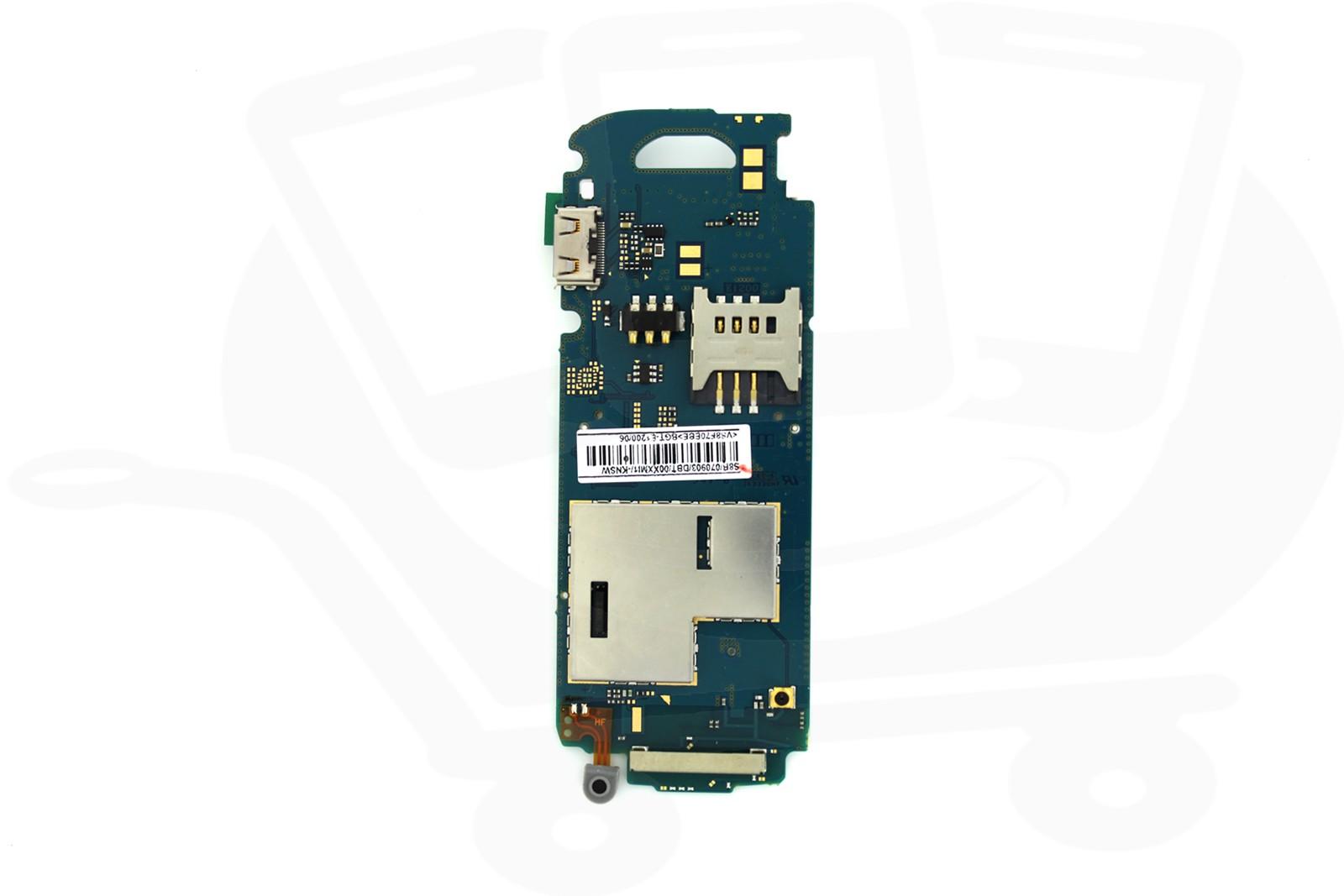 Genuine Samsung E1200 PCB Motherboard - GH82-06363A