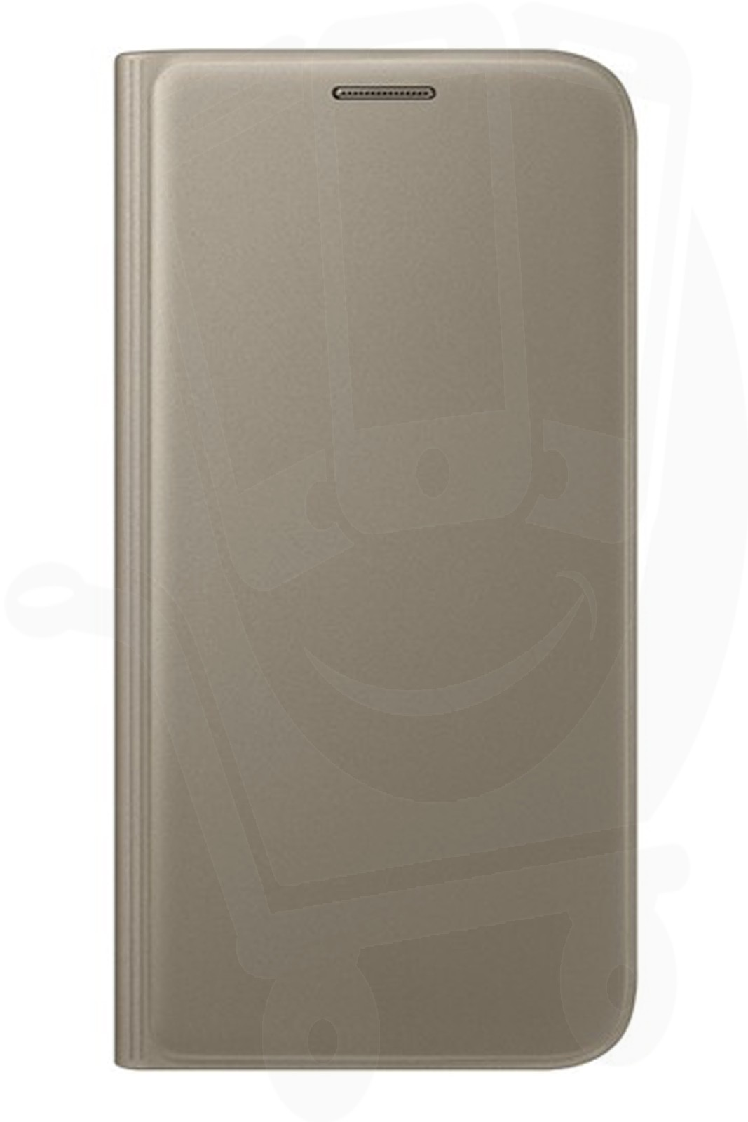 you official samsung galaxy s7 flip wallet cover gold blijft mijn
