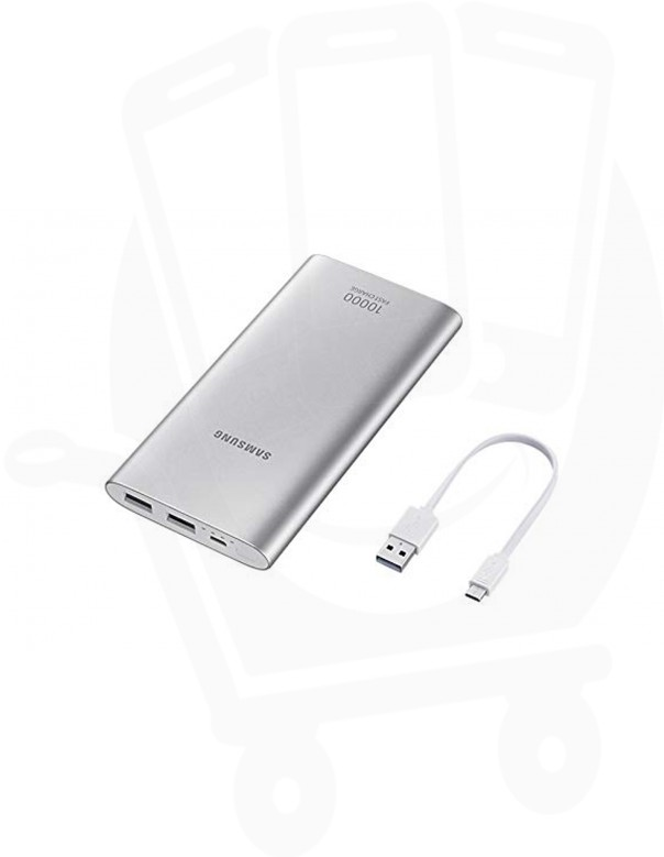 Official Samsung Silver Micro USB 10,000mAh Battery Pack