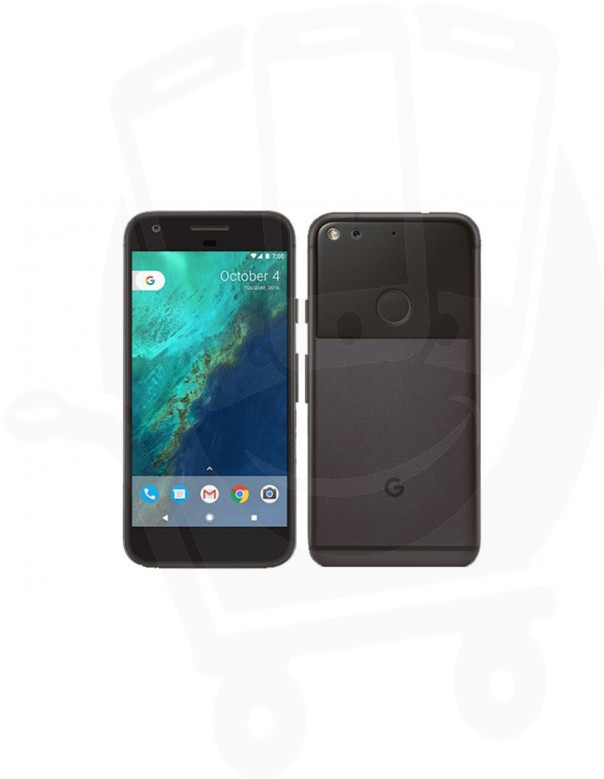 Google Pixel Quite Black 128GB Sim Free / Unlocked Mobile Phone - C-Grade