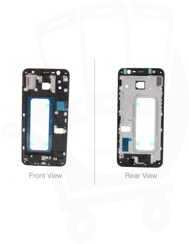 Official Samsung Galaxy J6+ J610 Front LCD Support Frame - GH98-43503A