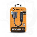 Tough Tested 3.4Amp Dual USB Gooseneck Power / Car Charger