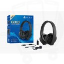 Sony PS4 Wireless Headset - Gold
