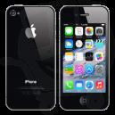 Apple iPhone 4s 8GB A1387 Black Sim Free Mobile Phone - GRADE A