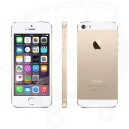 Apple iPhone 5S 64GB Gold Sim Free / Unlocked Mobile Phone -NO TOUCH ID - C-Grade