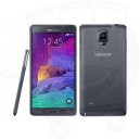 Samsung Galaxy Note 4 SM-N910F Black Sim Free / Unlocked Mobile Phone - B-Grade