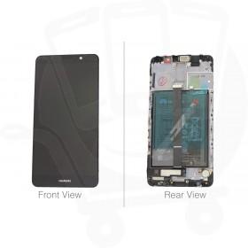 Genuine Huawei Mate 9 MHA-L09 Space Grey LCD Screen & Digitizer - 02351BDD