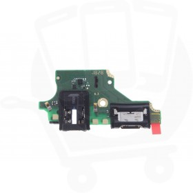 Official Huawei P20 Lite Charging Port & Antenna Board - 02351VPS