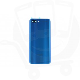 Genuine Honor 10 (COL-L29) Phantom Blue Glass Rear / Battery Cover - 02351XPJ