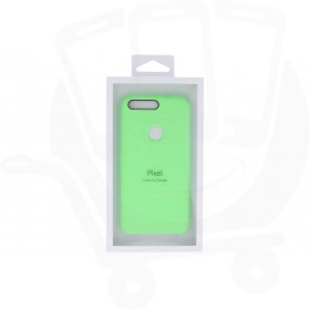 Official Google Pixel Green Silicone Case / Cover - GA3C00421-A00