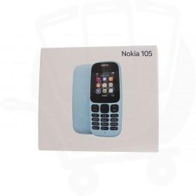 Nokia 105 2017 Black Sim Free / Unlocked Mobile Phone