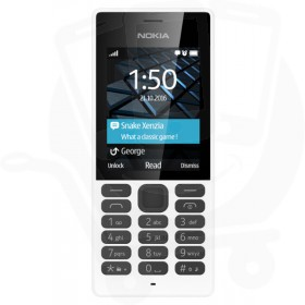 Nokia 150 White Sim Free / Unlocked Mobile Phone