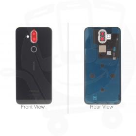Genuine Nokia 8.1 Blue Dual Sim Battery Cover - 20PNXLW0004