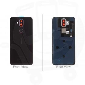 Genuine Nokia 8.1 Iron Dual Sim Battery Cover - 20PNXRW0005