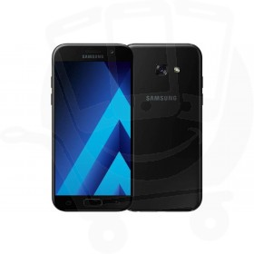 Samsung Galaxy A5 2017 SM-A520 32GB Black Sim Free / Unlocked Mobile Phone - B-Grade
