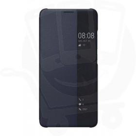 Official Huawei Mate 10 Pro Dark Blue Smart View Flip Case - 51992176