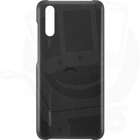 Official Huawei P20 Black Magnetic Protective Cover / Case - 51992397