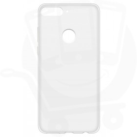 Official Huawei Y7 2018 Transparent Polycarbonate Case - 51992432