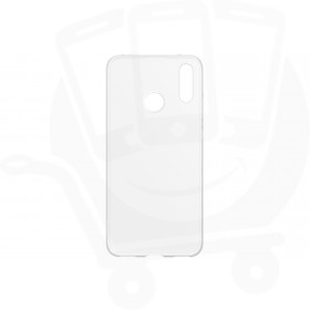 Official Huawei Y6 2019 Transparent TPU Cover / Case without NFC - 51992912