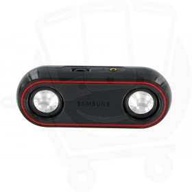 Official Samsung SP100 Portable Speaker for iPhone/ iPod, MP3 - Black