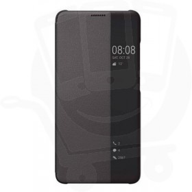 Official Huawei Mate 10 Pro Brown Smart View Flip Case - 51992177