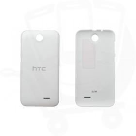 Genuine HTC Desire 310 White Battery Cover - 74H02716-01M