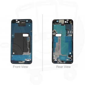 Genuine HTC A9 Carbon Grey Bezel - 74H03079-02M