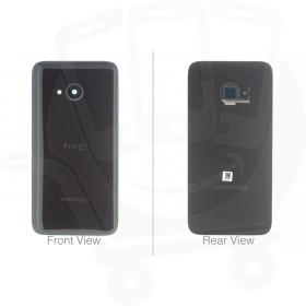 Official HTC U11 Life Brilliant Black Battery Cover - 74H03407-04M