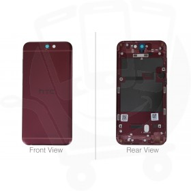 Genuine HTC A9 Deep Garnet / Red Rear / Battery Cover - 83H40038-19
