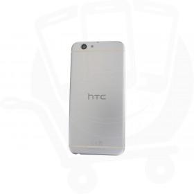 Genuine HTC One A9s Silver Aqua Battery Cover - 83H40053-03