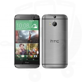 HTC One M8 2014 16GB Grey Sim Free / Unlocked Mobile Phone - C-Grade