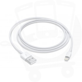 Official Apple MD819ZM/A Lightning to USB Cable (2m) - Retail Packed