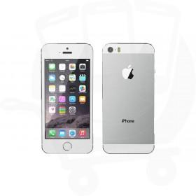 Apple iPhone 5S A1457 16GB Silver Sim Free / Unlocked Mobile Phone - C-Grade