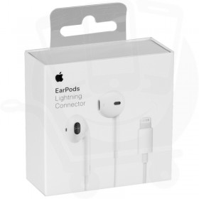 Official Apple EarPods with Lightning Connector - MMTN2ZM/A - Retail Packed