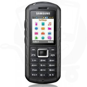 Samsung B2100 Solid Extreme Black Sim Free / Unlocked Mobile Phone - A-Grade