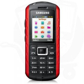 Samsung B2100i Solid Extreme Red Sim Free / Unlocked Mobile Phone - A-Grade