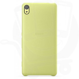 Official Sony SBC26 Lime Gold Protective Back Style Cover - Xperia™ XA
