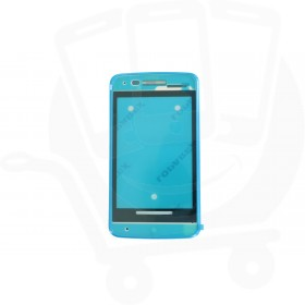 Genuine Alcatel One Touch T'Pop 4010D Blue Front Cover - BCA3350F20C0