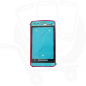 Genuine Alcatel One Touch T'Pop 4010D Pink Front Cover - BCA3350N10C0