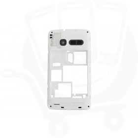 Genuine Alcatel One Touch T'Pop 4010D White Chassis Middle Cover - BCC26NAB10C0
